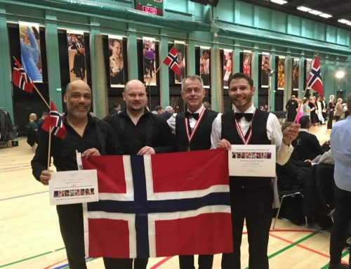 Nordic Open 2017 – en fantastisk start på 2018!